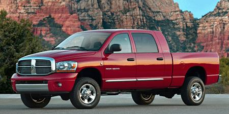 2006 Dodge Ram 2500 Laramie 4x4 Mega Cab