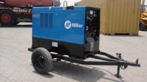 2008 Miller Bobcat Welder