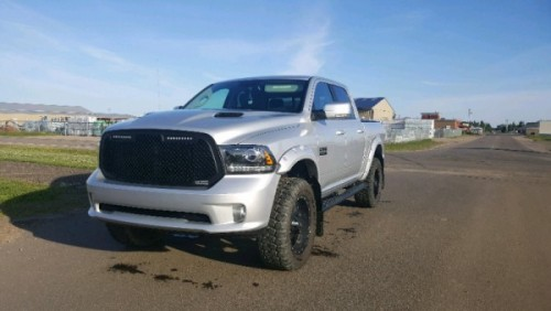 2017 Dodge Ram 1500 Night Edition