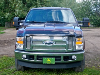 2010 Ford F-350 SD Crew Cab Powerstroke 4WD