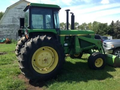 1980 John Deere 4250 Tractor