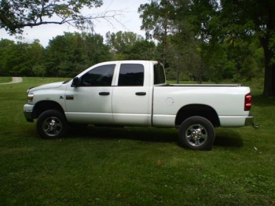 2008 Dodge Ram 2500 Quad Cab Turbo Diesel 4WD