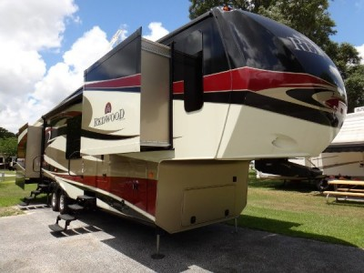 2014 Thor Redwood 36FL