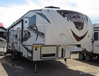 2013 Forest River Thunderbeat XLR
