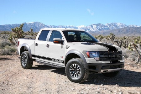 2014 Ford Raptor Shelby