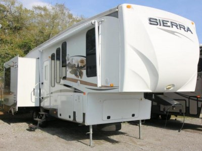 2012 Forest River Sierra 330RL