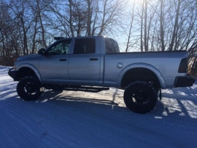 2011 Dodge Power Ram 3500