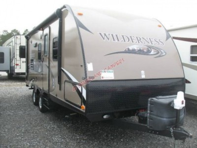 2013 Fleetwood Wilderness WD2750RL